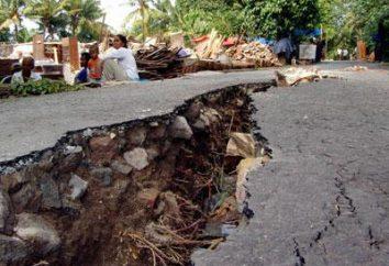 O que é um desastre natural? desastres naturais e sua classificação
