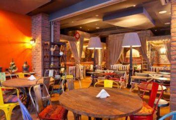 """Bar """"Spotlight"""" (Mosca): descrizione, menu, i contatti e le recensioni dei clienti"""
