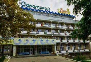 "Sanatorio ""Don"" (Pyatigorsk): opiniones y fotos"