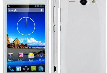 Smartphone Explay Atom: comentários, preços e especificações