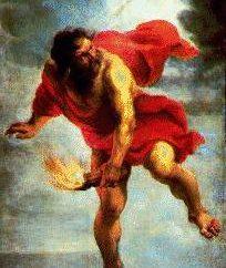 Ancien mythe grec de Prométhée: résumé