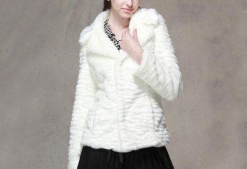 Cappotto di pelliccia finta con cappuccio, foto migliori modelli
