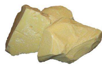Le beurre de cacao: l'utilisation et les propriétés utiles