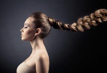 Dick und schöne Haare: Haarpflege Geheimnisse