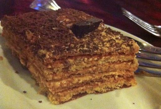 """Mikado"""" - Ein Kuchen, Dessen Rezept Uns Aus Armenien Kam"""