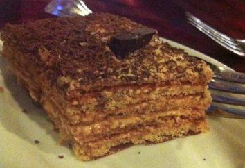 """""""Mikado"""" – um bolo cuja receita veio até nós a partir de Armênia"""