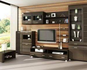 Sistemi modulari per soggiorno – mobili del XXI secolo