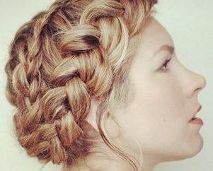 """Algumas dicas moms meninas como tecer o cabelo de """"cesta"""""""