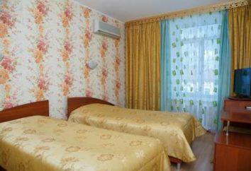 """Tver Hotels """"Park Hotel 3 *."""" """"The Park"""", Tver: Adresse, Beschreibung, Bewertungen"""