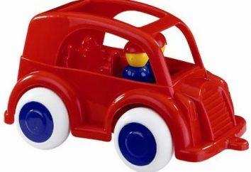 Por que carros de brinquedo
