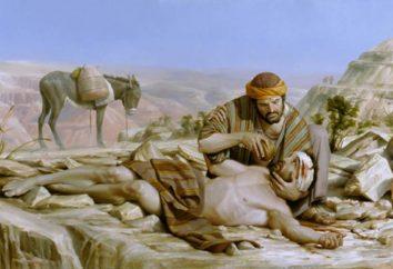 « La parabole du bon Samaritain »: le sens et le but