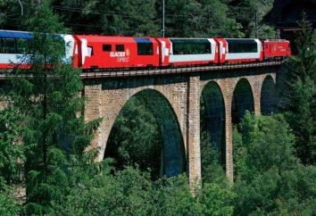 Italienische Eisenbahn. Der Schienenverkehr in Italien