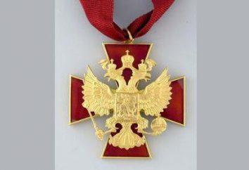 """Ordine """"Merito"""" – lo stato del premio Federazione Russa"""