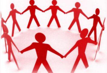 O conceito de bem-estar social e da segurança social. organismos de segurança social