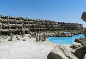 Caves Beach Resort 5 * (Hurghada, Egitto): descrizione, foto, recensioni