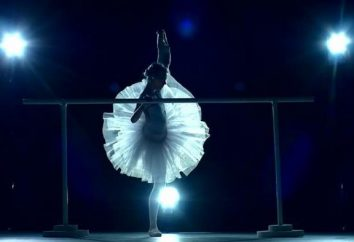 Maszyna choreograficzna: rozmiar. Maszyna taniec-rzędowy