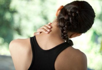 Wunder Hals und Kopf – was tun? Was sind die Ursachen Schmerzen im Nacken und Kopf? Schmerzen im Nacken, wenn der Kopf drehen