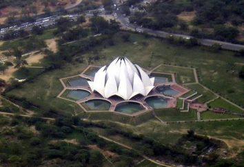 Lotus Temple – un luogo dove la spiritualità nasce