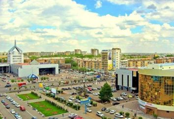 Karaganda Hotéis: endereço, descrição, comentários