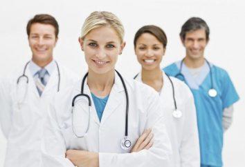 Día médico en Rusia se celebra en junio