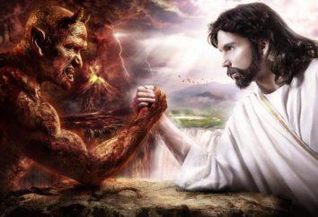 Modlitwa demona. Jak pozbyć się złych duchów