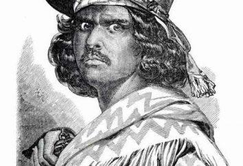 líder estadounidense rebelde Joaquín Murieta: años de vida, la biografía, fotos