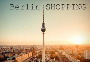 De compras en Berlín: opiniones, características, consejos y trucos