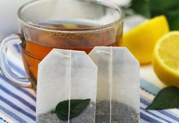 Teebeutel – was ist das? Wie man einen Teebeutel mit ihren Händen machen