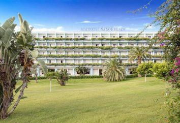 Naxos Beach 4 * Hotel (Sicília, Itália): fotos e comentários