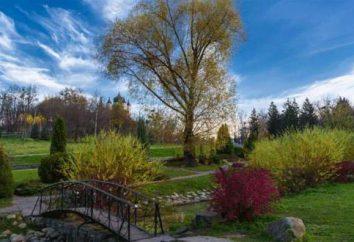 Comment se rendre au parc Feofaniya (Kiev)? attractions Histoire et parc