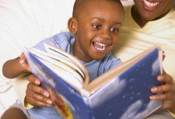 Rozwój dziecka: jak nauczyć dziecko czytać w 4 lata