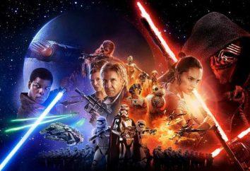 """O filme """"Star Wars 7"""": comentários, atores e papéis"""