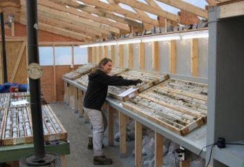 perforazione di pozzi di base per le indagini geotecniche