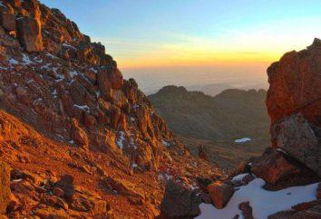 Em que país é o Monte Quênia? Fotos de Mount Kenya