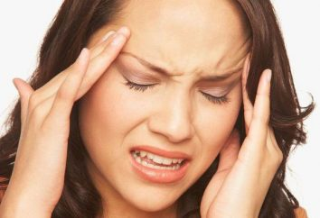 Ból w świątyni, w lewo lub w prawo: to może oznaczać? Pulsujący ból w skroniach: przyczyny i środki zaradcze ból