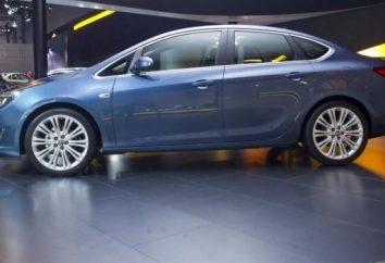 Opel Astra sedan. Nowe słowo w przemyśle motoryzacyjnym