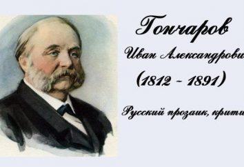 """Ritratto Stolz. Il romanzo di Immagine Stolz Goncharov """"Oblomov"""""""