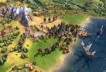 """""""Civilization 5"""": passagem jogos, códigos, segredos"""