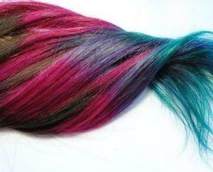 colorazione dei capelli alla moda capelli scuri