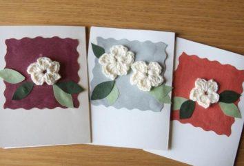 Come rendere cartoline originali con le proprie mani come un dono per ogni occasione?