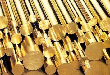 Qual é o nome da liga de cobre e zinco?