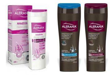 """Shampooing """"Alerana"""" pour la croissance des cheveux: avis des médecins, la composition, des instructions, des photos, des analogues"""
