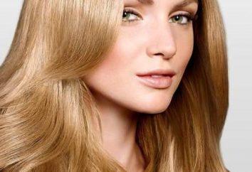 Kolor włosów jest złotawy: odcienie, cechy malarstwa i zalecenia