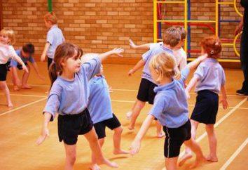 Sicurezza sul atletica lezioni. lezioni di educazione fisica a scuola