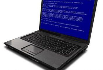 BlueScreen (błąd), jak to naprawić?