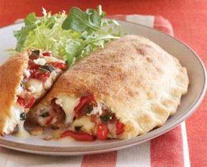 """""""Calzone"""" – pizza com um segredo"""