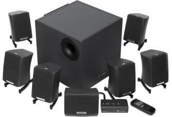 Głośniki komputerowe są małe i wydajne: Opinie