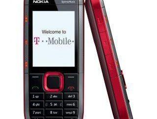"""Nokia 5130 XpressMusic: przegląd cech modelowych. Opinie klientów o modelu """"Nokia ekspresowe Muzyki 5130"""""""