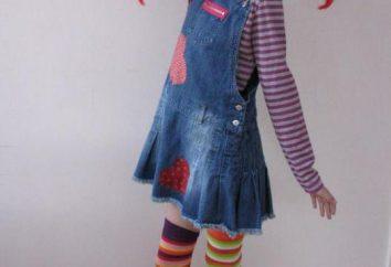 Como costurar um terno Pippi Long Pullover com suas próprias mãos?