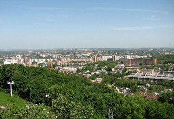 Interessantes locais históricos Penza